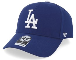 LA Dodgers Mvp Home Adjustable - 47 Brand