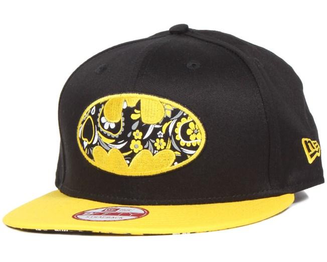03d08b42efd0f Batman Floral Infill 9Fifty - New Era caps