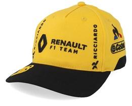 Renault F1RicciardoYellow/Black Adjustable - Formula One