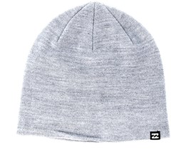 All Day Heather Grey Beanie - Billabong