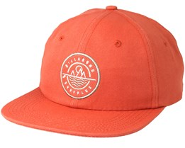 Crossboard Burnt Orange Snapback - Billabong