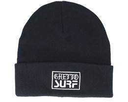 Ghetto Surf black Beanie - Quiksilver