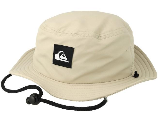 a37f3dc5dc94a Bushmaster Khaki Bucket - Quiksilver hat - Hatstore.co.in