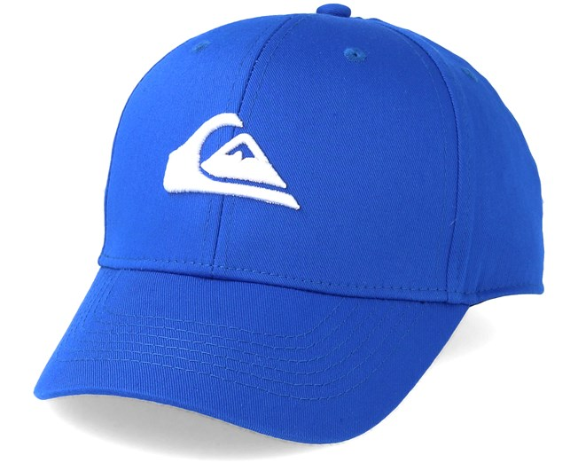 Kids Decades Boy Blue Adjustable - Quiksilver cap - Hatstore.co.in 64ce8e9f781