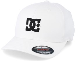 Star 2 White Snapback - DC