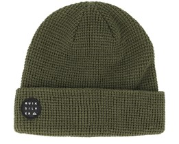 Local Olive Beanie - Quiksilver