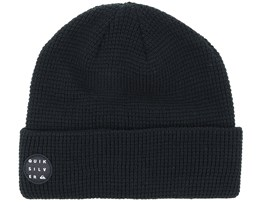 Local Black Beanie - Quiksilver