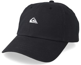 Papa Cap Black Adjustable - Quiksilver 21b2643d1fbd