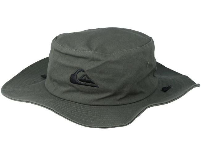 best cheap 374ac 44042 Bushmaster Green Traveller Hat - Quiksilver hats - Hatstoreaustralia.com