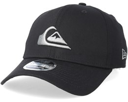 Mountain & Water Black Flexfit - Quiksilver