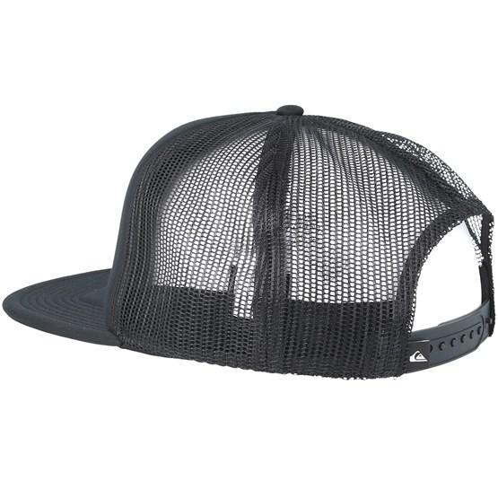 Pro France Black Black Trucker - Quiksilver - Start Gorra - Hatstore 0980079de27