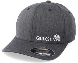 Sidestay Charcoal/White Flexfit - Quiksilver