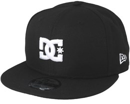 Empire Fielder Black/White Snapback - DC