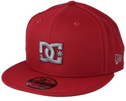 Empire Fielder Maroon/Grey Snapback - DC