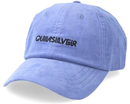 Labeled Blue/Black Adjustable - Quiksilver