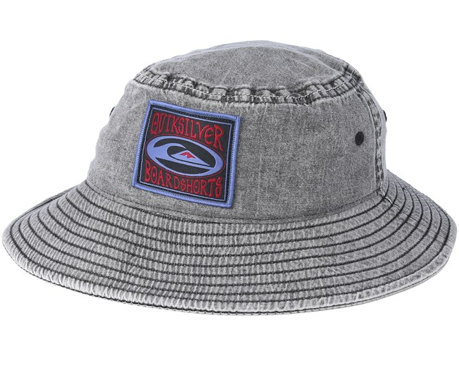 sale retailer d238e bde62 Red Eye High Grey Bucket - Quiksilver hats   Hatstore.co.uk