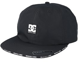 Sandwich Black/White Strapback - DC