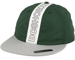Baffles Green/White/Grey Snapback - DC