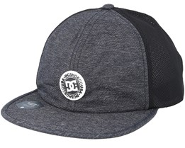 Crosshair Black/White Fitted - DC