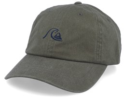 Rad Bad Dad Cap Olive/Navy Adjustable - Quiksilver