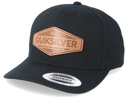 Raw Hide Black Adjustable - Quiksilver
