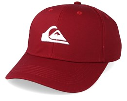 Decades Red/White Adjustable - Quiksilver