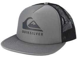 Foamslayer Charcoal/Black Trucker - Quiksilver