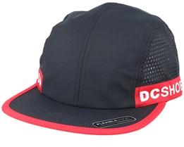 Taperson Black/Red Strapback - DC
