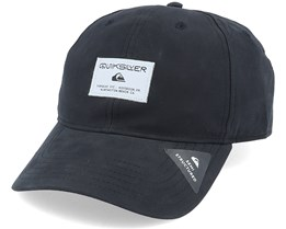 Lip Dodger Black Adjustable - Quiksilver