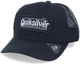 Big Rigger Black Trucker - Quiksilver