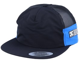 Miltons Black/Blue Snapback - DC