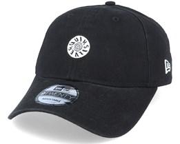 Swinkers Black Dad Cap - Quiksilver