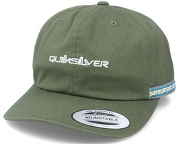 The Great Taper Thyme Dad Cap - Quiksilver