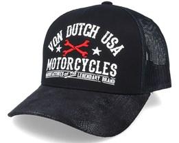 Garn2b Black Trucker - Von Dutch