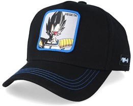 Dragon Ball Vegeta Black/Blue Adjustable - Capslab