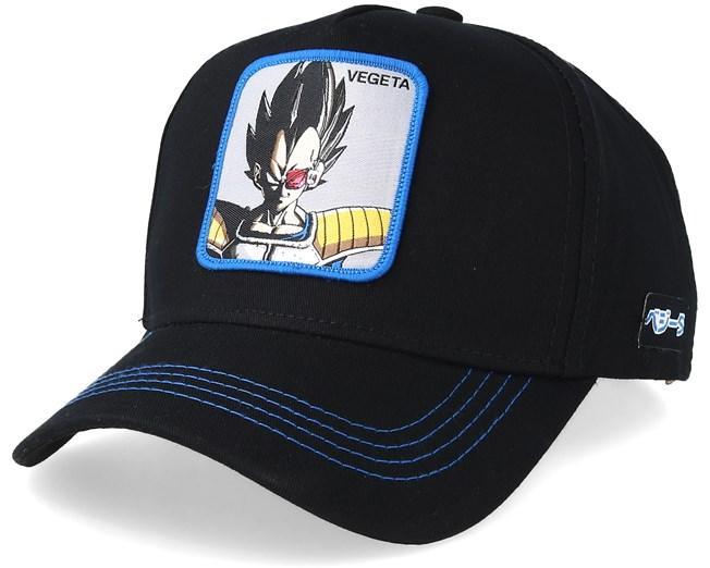 Dragon Ball Vegeta Black Blue Adjustable - Capslab cap - Hatstore.co.in e1f9f3e8487