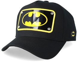 Justice League Batman Black/Yellow Adjustable - Capslab