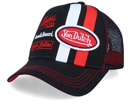 Motors Kenneth Howard Kustom Kutture Black Trucker - Von Dutch