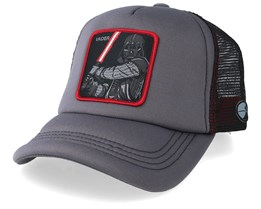 Star Wars Vader Dark Grey/Black Trucker - Capslab