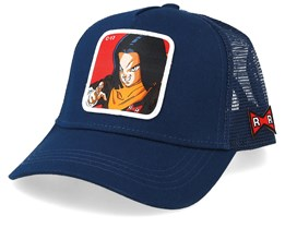 Dragon Ball C-17 Navy Trucker - Capslab