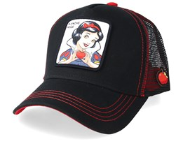 Disney Snow White Black Trucker - Capslab