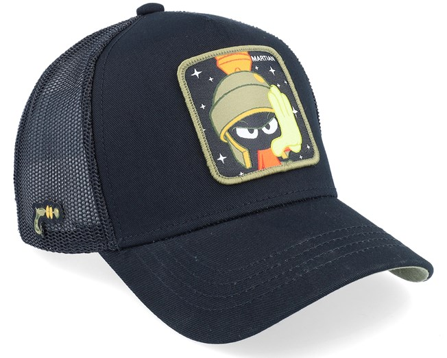 Capslab Marvin The Martian Trucker Cap Looney Tunes