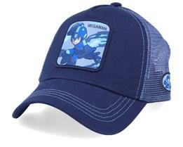 Megaman Navy/Navy Trucker - Capslab