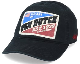 Patriot Black Dad Cap - Von Dutch
