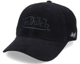Peter Manchester Black Adjustable - Von Dutch
