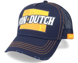 Arac Navy/Orange Trucker - Von Dutch