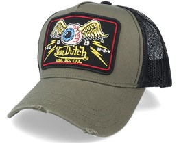 Truck06 Military/Black Trucker - Von Dutch