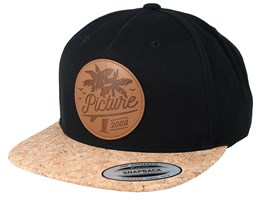 Horatio Wood Black Snapback - Picture