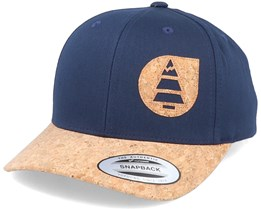 Line Dark Blue/Cork Adjustable - Picture