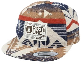 Pennington B Arizona Strapback - Picture